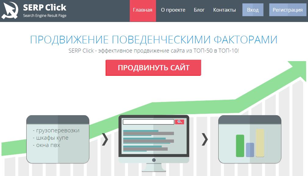 Serpclick обзор сервиса