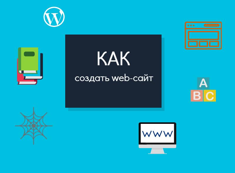 Создание веб сайта с нуля