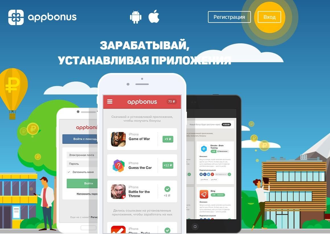 AppBonus обзор сервиса
